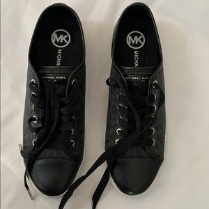 MICHAEL Michael Kors Black City Sneaker